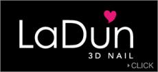 LaDun(ラドュン)3Dネイルシール